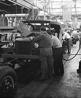 Dodge WC 1/2 Ton 4x4 Truck