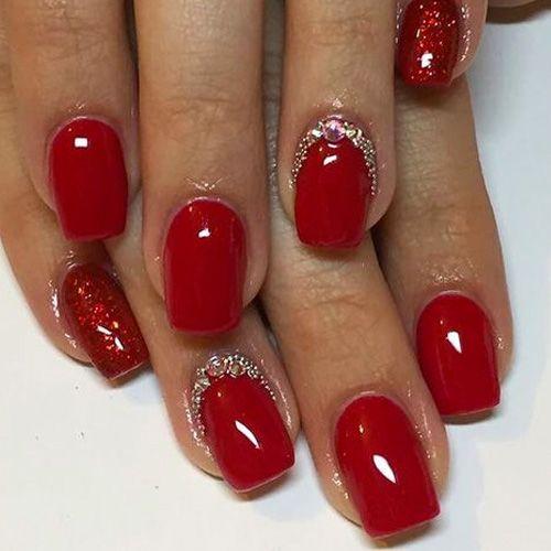 Diy christmas nail art 50 christmas nail designs you can do diy christmas nail art 50 christmas nail designs you can do yourself best solutioingenieria Image collections