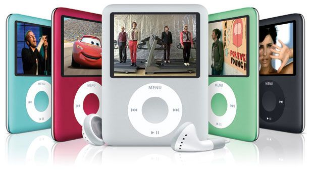 Apple iPod Nano 3rd Generation All GB Sizes Tested All Colors Free Ship