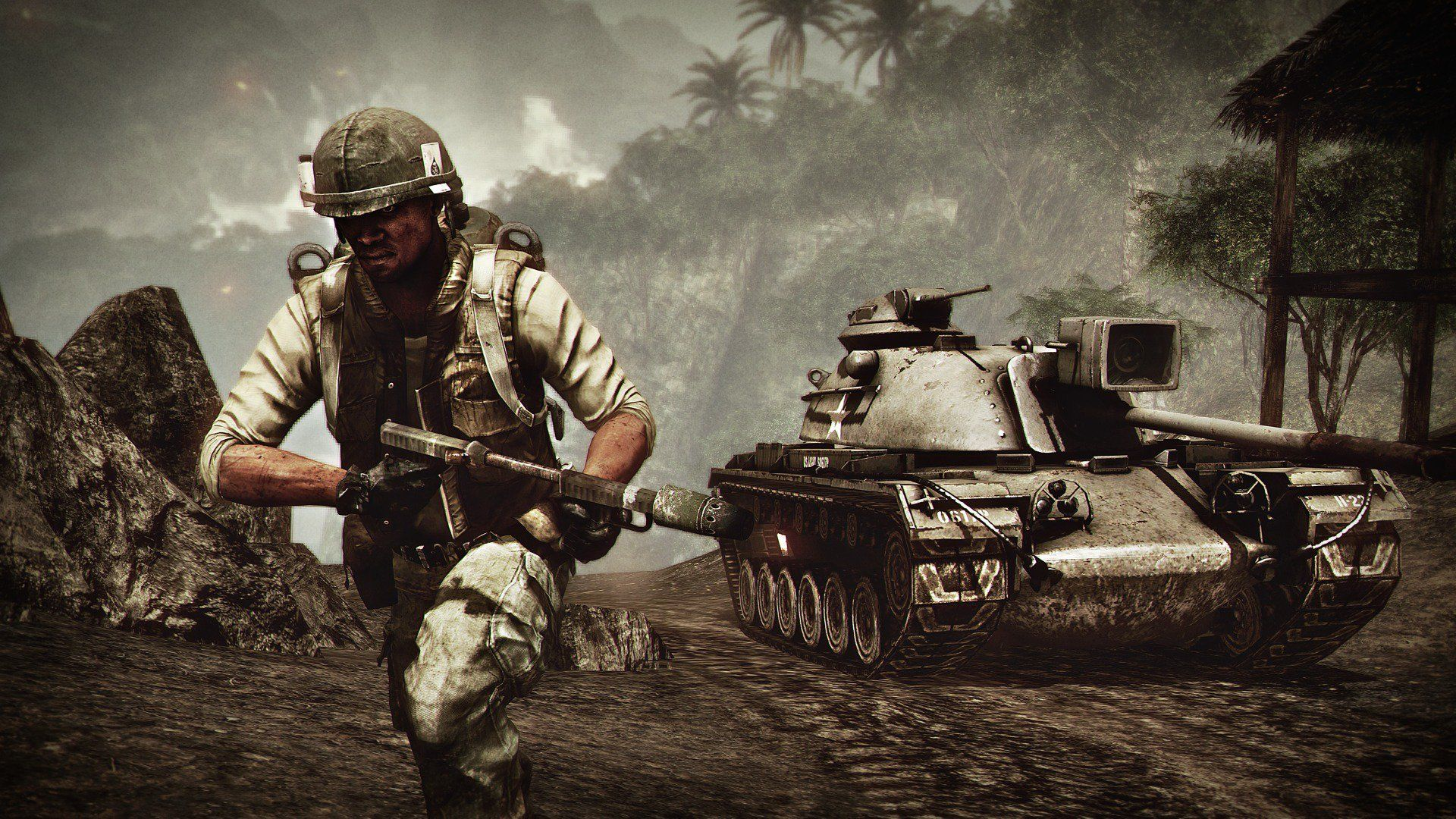 Battlefield Bad Company 2 S Vietnam Expansion Is Free On Xbox