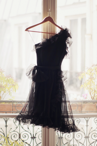 Little Black Dress - want!