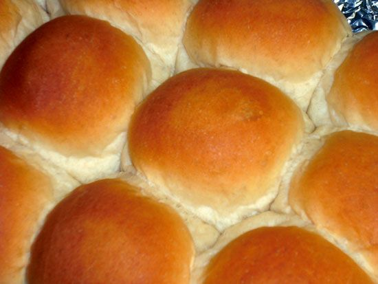 recipe for dinner rolls bread homemade dinner rolls real country