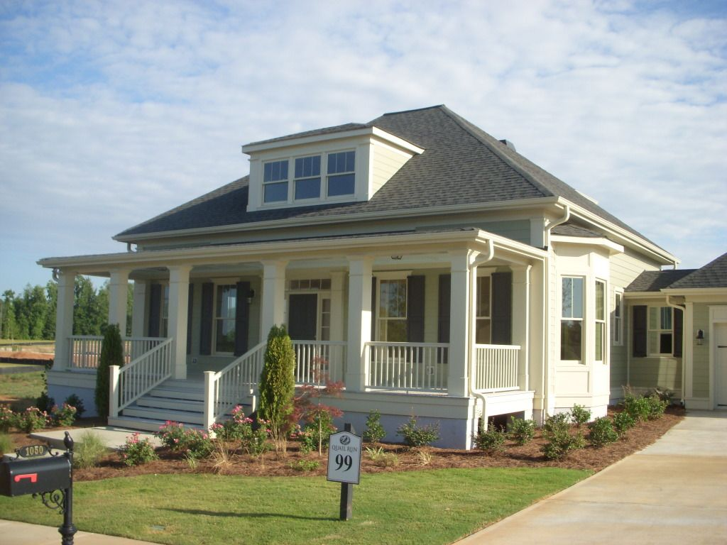 Miss maggie 39 s house quail run alabama cottage for House plans with dormers and front porch