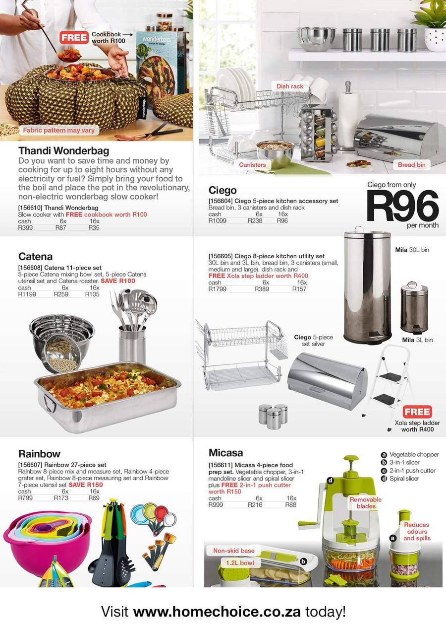 Home choice april catalogue 23 march 20 april 2018 page 8