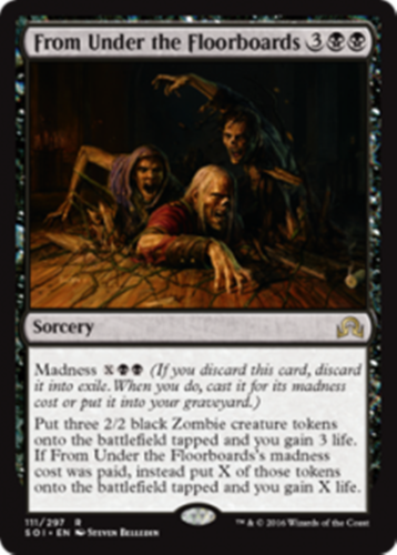 English Regular Cryptolith Rite R Shadows Over Innistrad Magic Mtg 1x NM-Mint