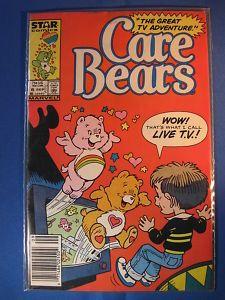 Care Bears Vintage Comic Book 6 Sep 1986 Marvel | eBay