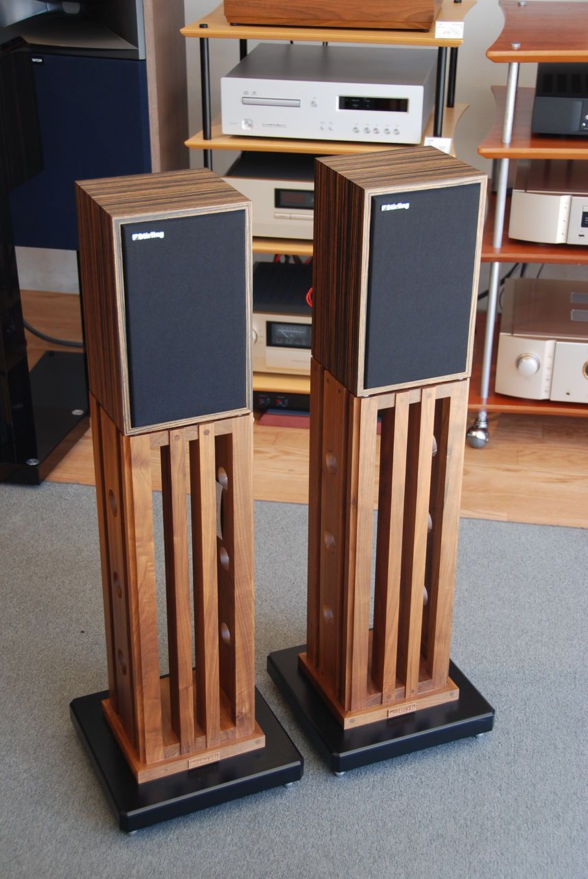 8 Great DIY Speaker Stand Ideas that Easy to Make | Wooden ...