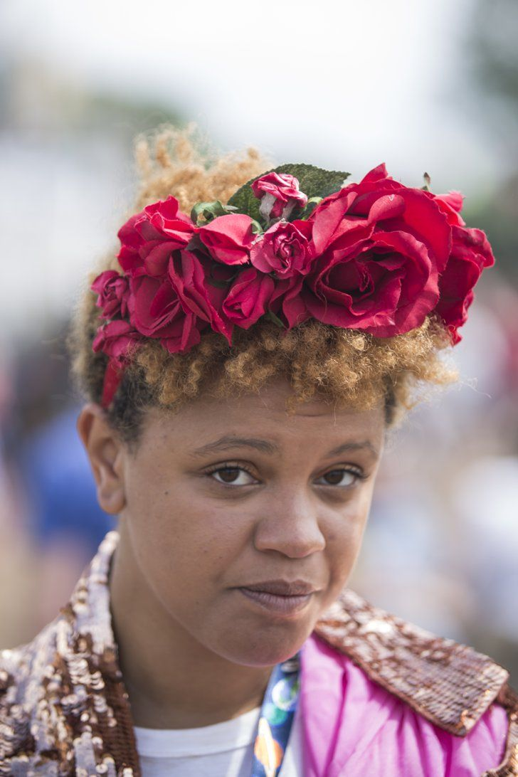 Pin for Later: The Festival Style at Glastonbury Has Never Been Better Gemma Cairney