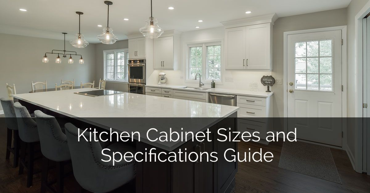 Kitchen Cabinet Sizes And Specifications Guide Outdoor Kitchen Cabinets Kitchen Cabinet Sizes Kitchen Remodel Small