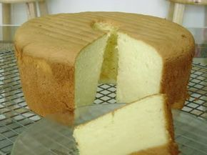 Kitchen Capers :: View topic - Pineapple Chiffon Cake