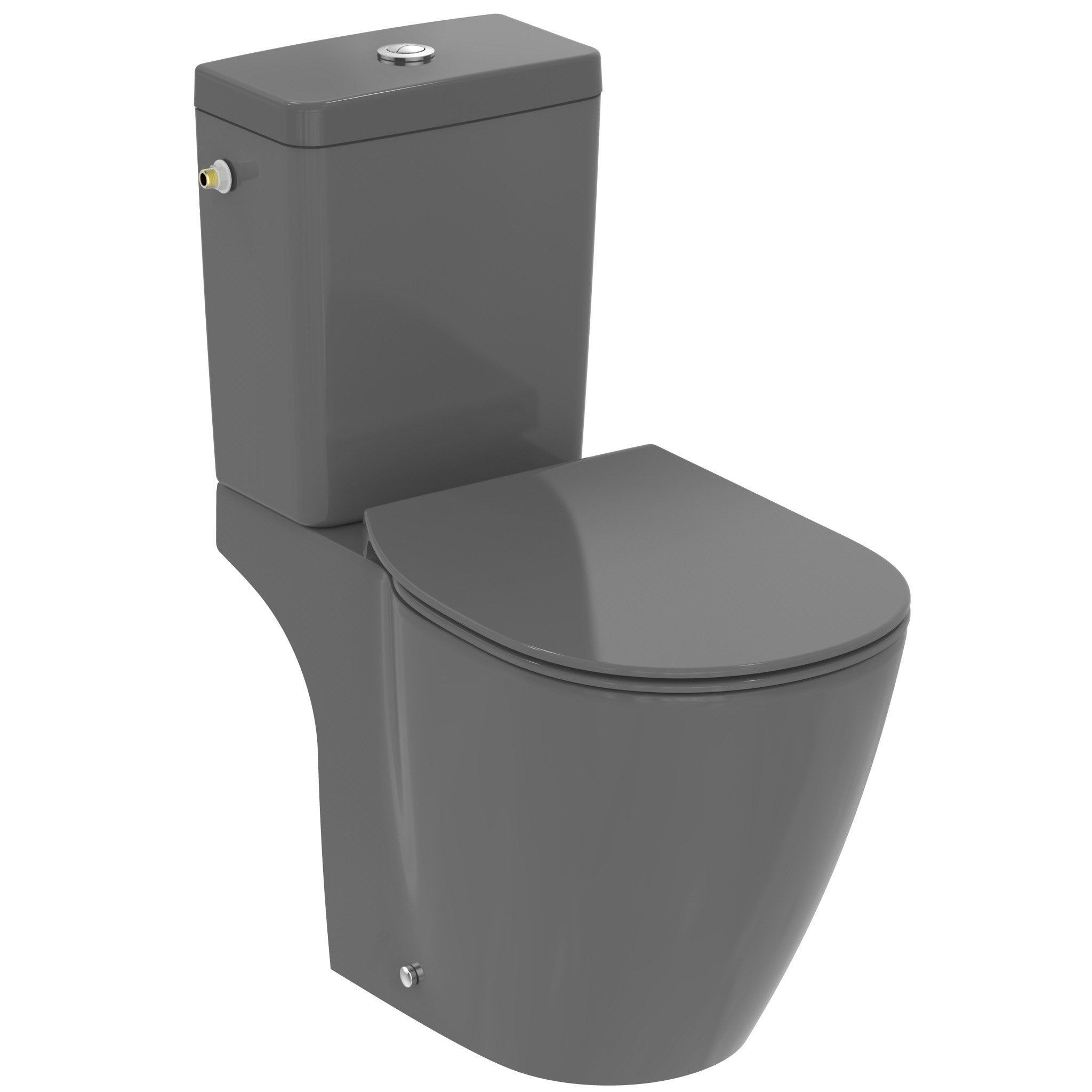 Pack Wc A Poser Sortie Horizontale Ideal Standard Aquablade Wc A Poser Pack Wc Wc Noir