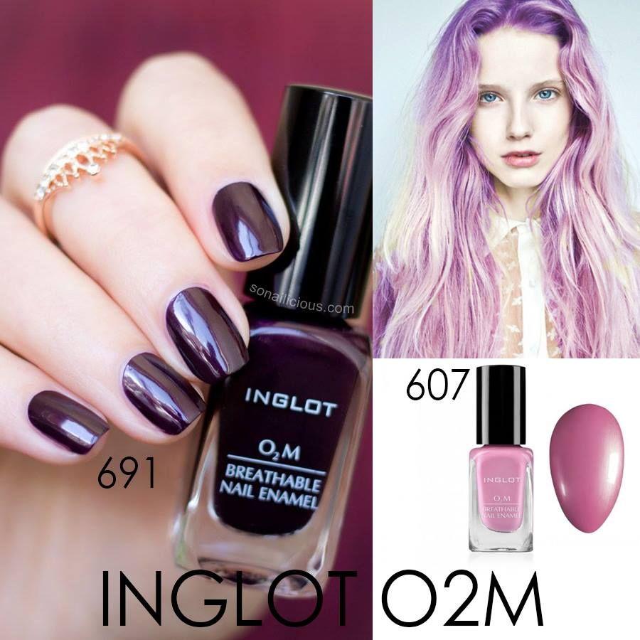 Inglot O2M Polish 691 | ... Jual Inglot o2m kuteks halal ready stock ...