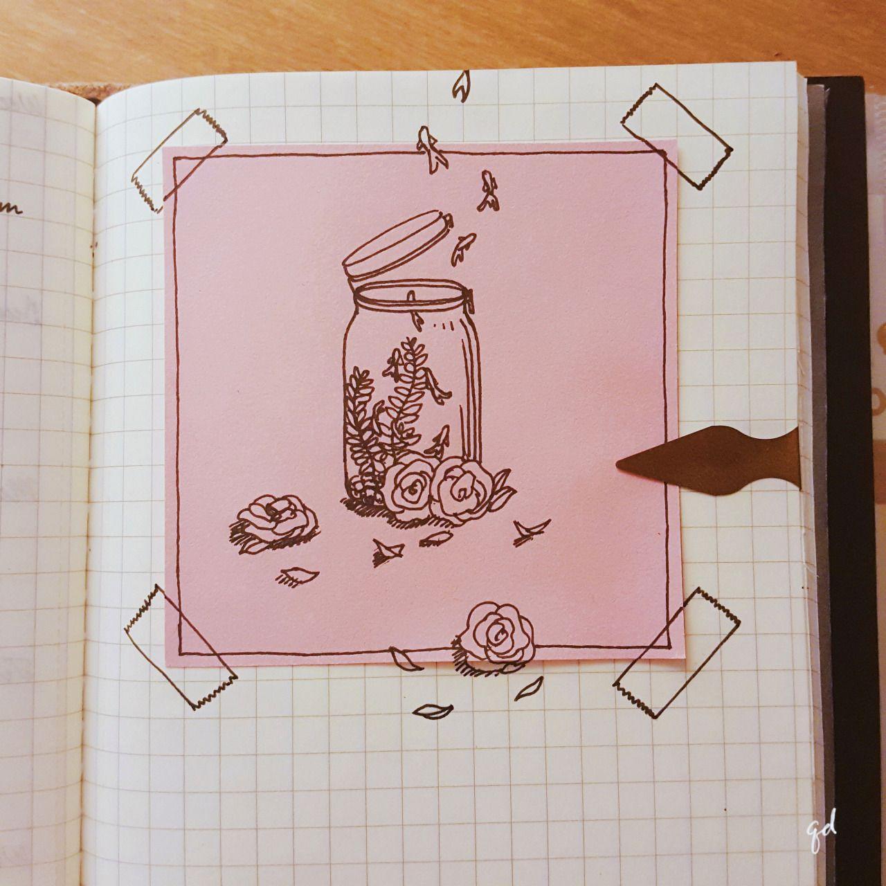 Tumblr Sketch Book Art Journal Bullet Journal Art