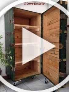 IL BAULE Idee di Tendenza Artistiche Creativo Casa