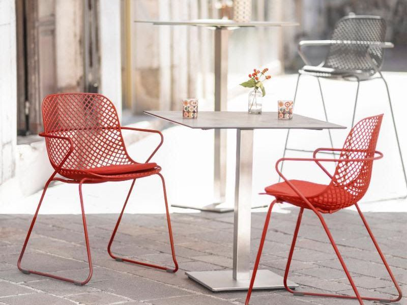 Grosfillex Has Exciting New Collections Of Products Chairs Patio Restaurants Grosfillex Chair Patio Chairs Furniture