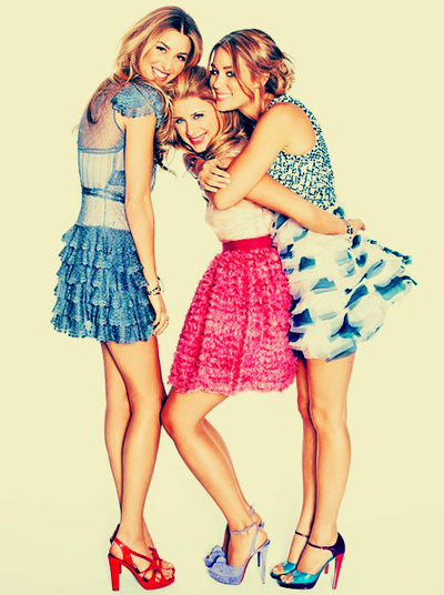 Lauren Conrad, Whitney Port, Lo Bosworth! Beautiful Girls :)