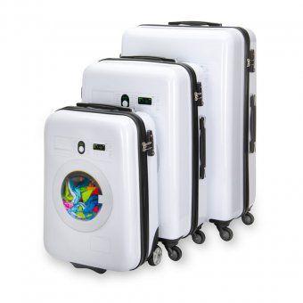 Trolley 3er Set Washing Machine