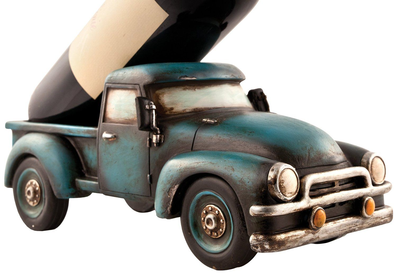 Amazon.de: Foster & Rye 3020 4, 5 Zoll Retro Truck Bottle Holder, Holz, braun