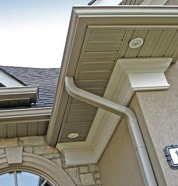 Exterior Crown Moulding Exterior Crown Molding On Stucco Exterior Stucco Homes Exterior Renovation Stucco Exterior