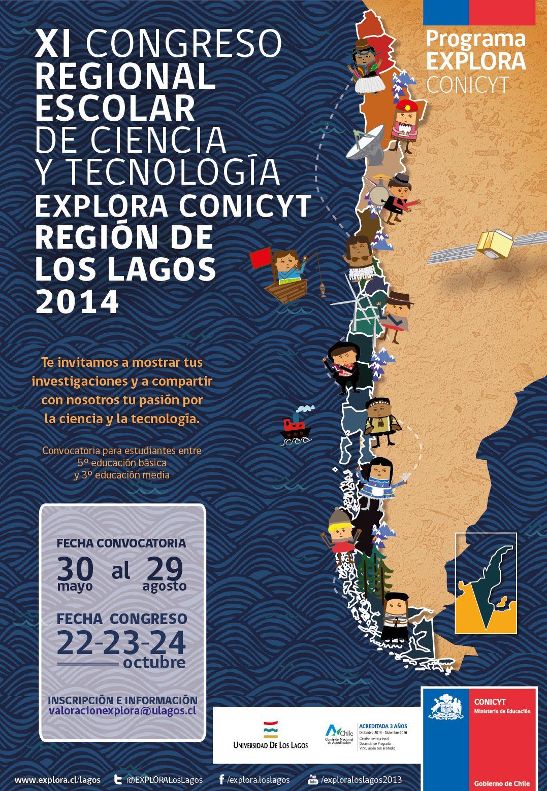 Congreso Regional Escolar de CYT 2014