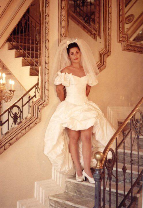 November Rain My Wedding Dress