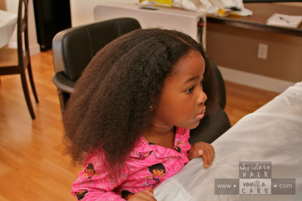 3 Styling Methods To Help Minimize Shrinkage | Chocolate Hair / Vanilla Care #naturalhair