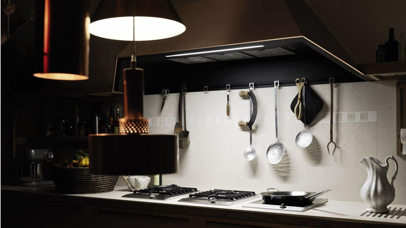 SINE TEMPORE :: VALCUCINE | Cocinas Italianas :: Una Elaboración  Superficial De Elementos