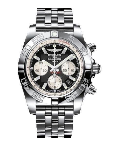 Breitling 1884 Replica Chronometre Certifie Stainless ...