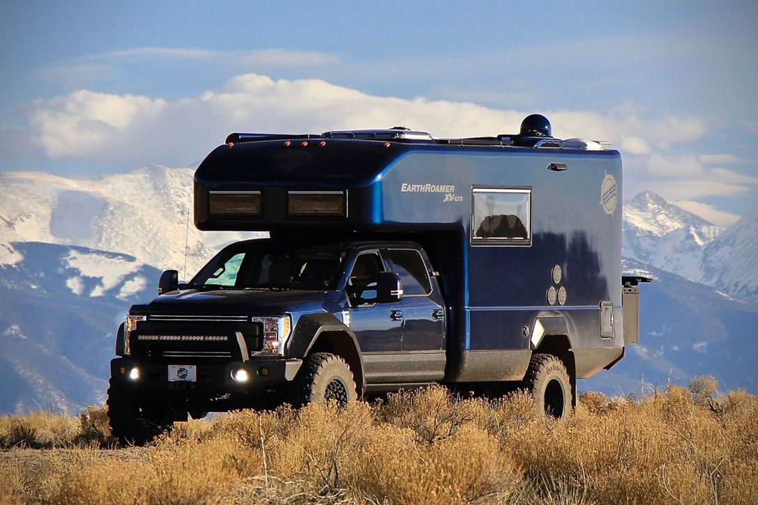 Ford earth roamer xv lts camper hiconsumption