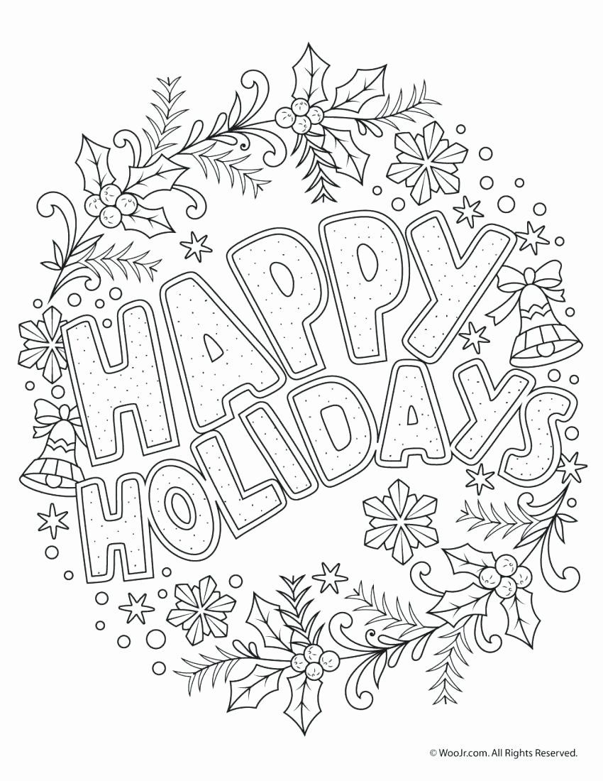 Holiday Coloring Pages For Elementary Students Beautiful Printable Winter Printable Christmas Coloring Pages Christmas Coloring Books Christmas Coloring Sheets
