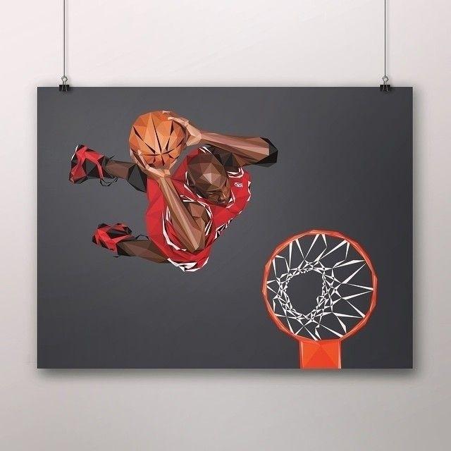 JC.RO Michael Jordan Hangtime artwork.