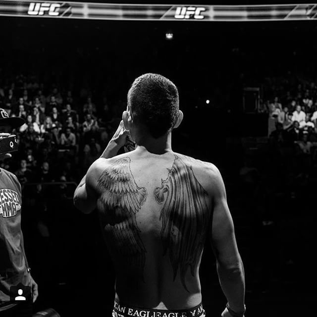 Blessedmma Going To War Versus Charles Oliveira In The Main Event Of Ufc Fight Night Saskatoon Check Out Max S S C Trainin Ufc Fight Night Fight Night Training Programs