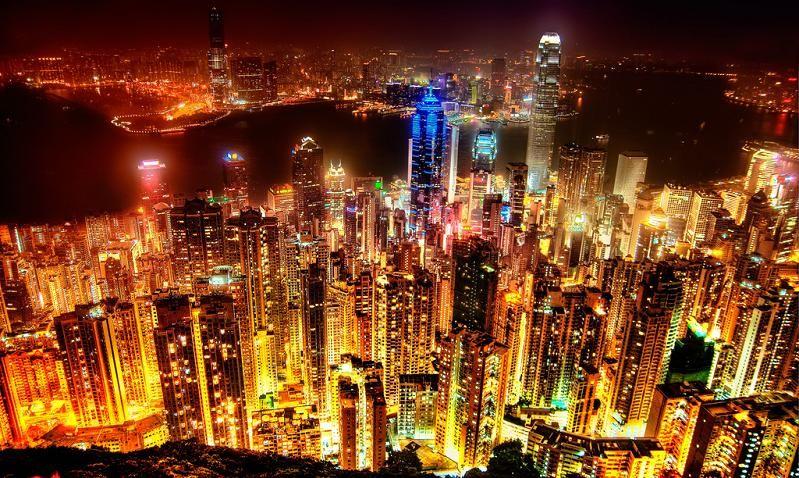 Hong Kong......wow.....