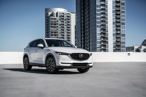A Curious Trim Level For New 2017 Mazda Cx 5 Grand Select Mazda