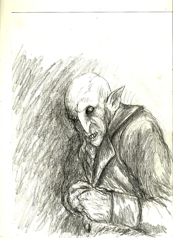 Count Orlok by nineinchneighbors.deviantart.com on @DeviantArt