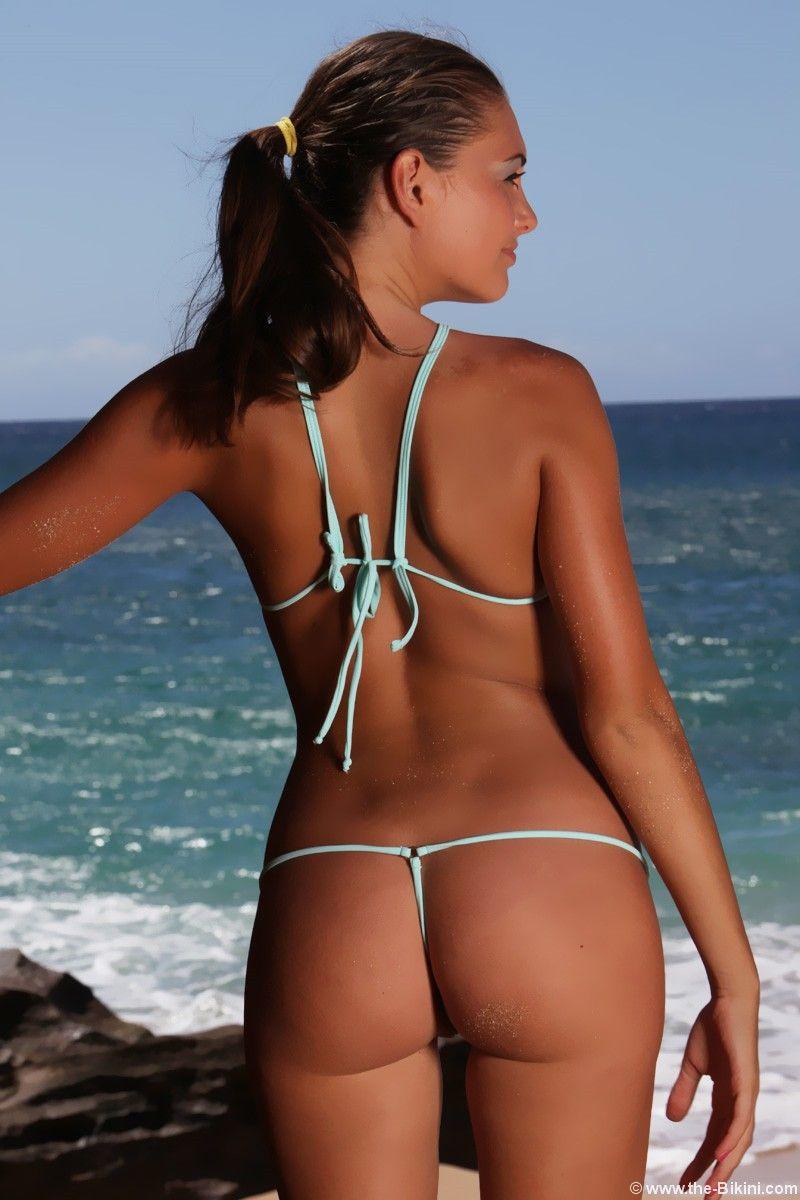 Bikini thong galleriesl