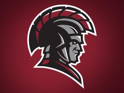 Troy Trojans Football Logo Redesign Wip Football Logo