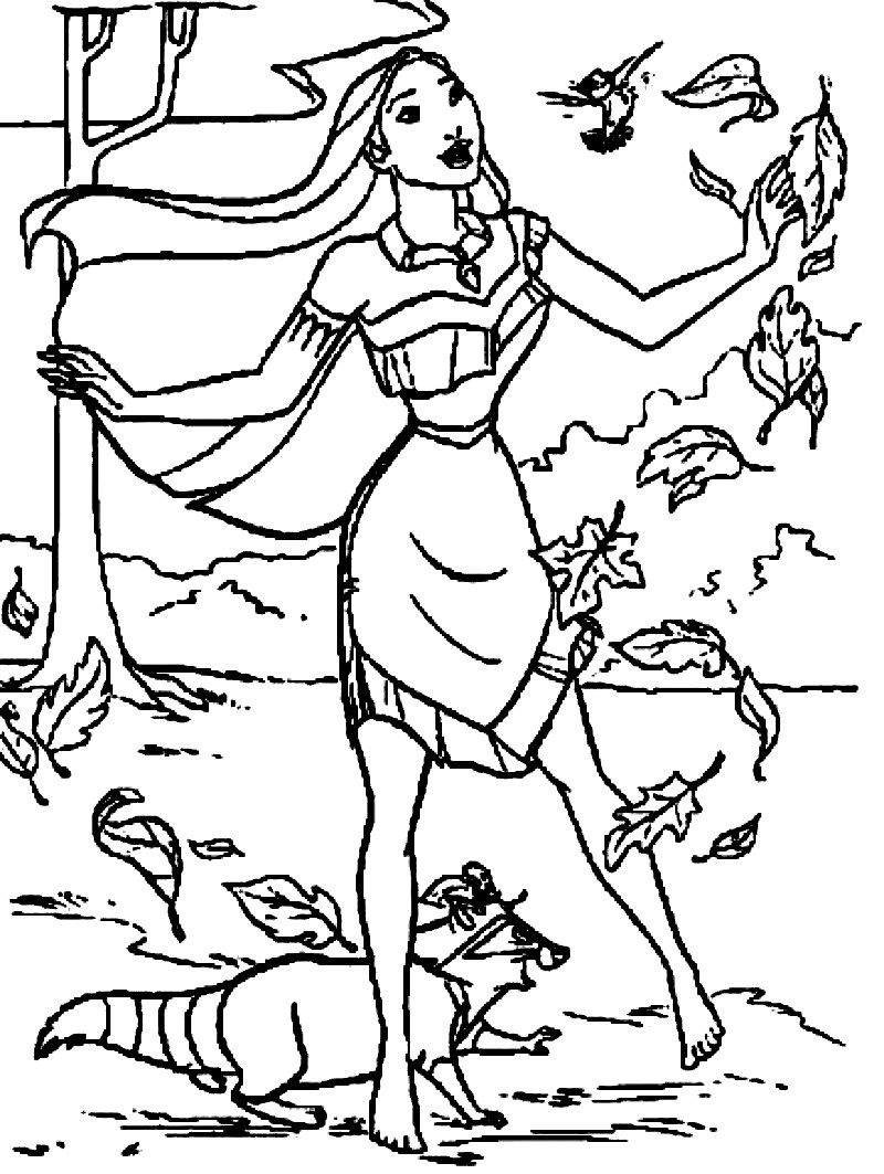 24 Marvelous Picture Of Pocahontas Coloring Pages Davemelillo Com Disney Princess Coloring Pages Princess Coloring Pages Disney Coloring Pages