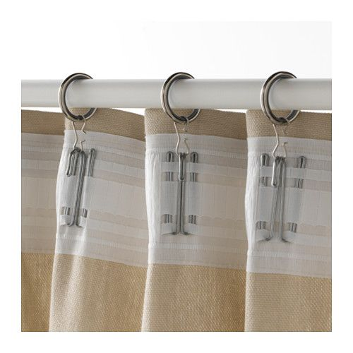 Us Furniture And Home Furnishings Curtains With Rings Curtain Rings With Clips Ikea Curtain Rods