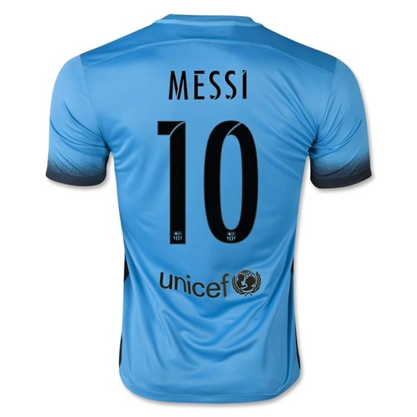 quality design 65df3 2c5c6 Lionel Messi Third Soccer Jersey 15/16 Barcelona #10 | New ...