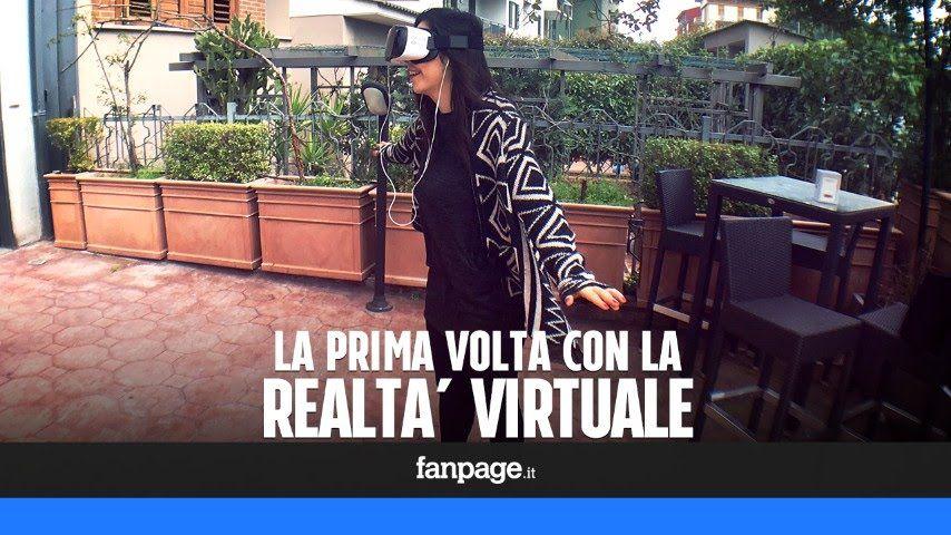cool Realtà virutale le reaziondi chi l'ha provata la prima volta con il Samsung Gear VR Check more at http://gadgetsnetworks.com/realta-virutale-le-reaziondi-chi-lha-provata-la-prima-volta-con-il-samsung-gear-vr/