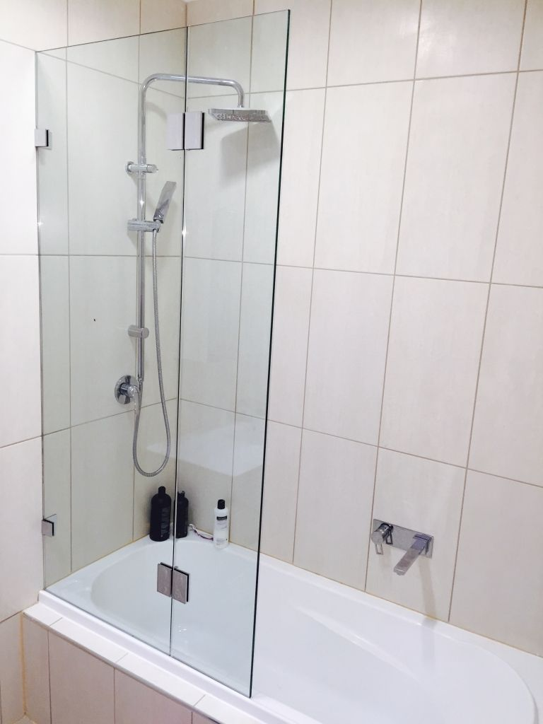 The frameless shower screens in Melbourne offered by Toughn Glass ...