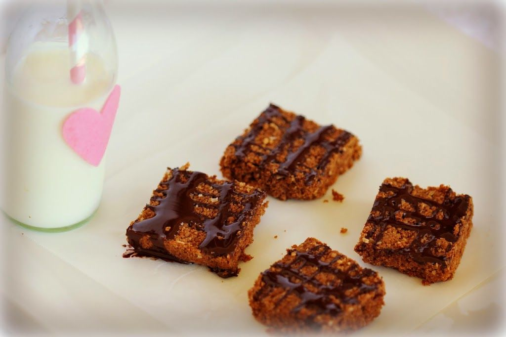 Chocolate Weetbix Slice - Move Fuel Love