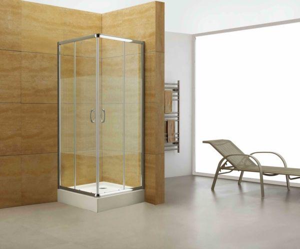 Duschkabinen aus Glas für eine stilvolle