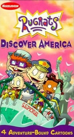 Discover America (VHS) | Rugrats in 2019 | Rugrats, Rugrats