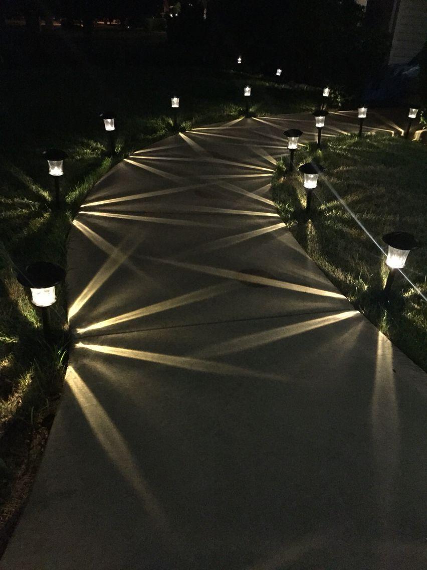 Smartyard Solar Led Pathway