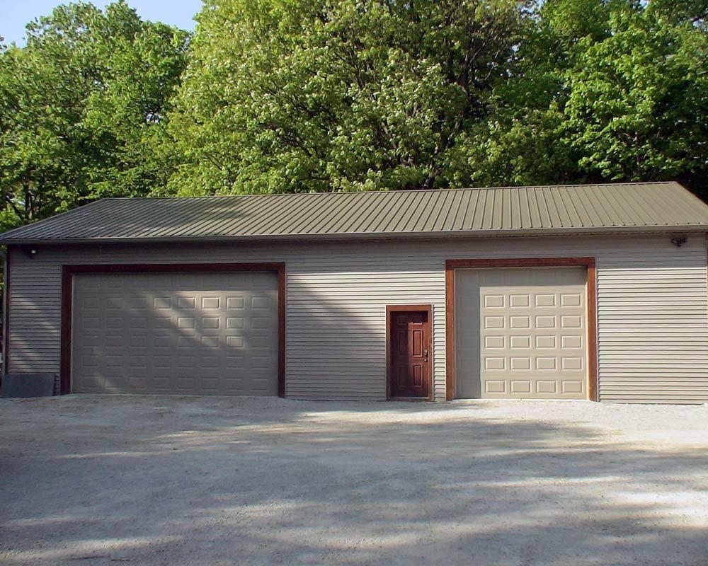 Pole barns wood barns horse barns barn homes rv for 3 car garage pole barn