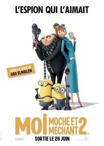 Animation Films En Streaming Vf Comedie Film Moi Moche Et Mechant