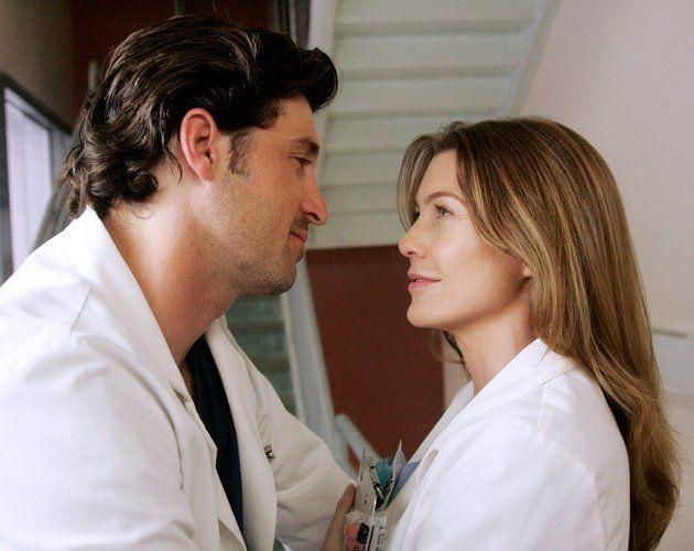 Meredith Grey and Derek Shepherd ~ Grey's Anatomy | OTP's ...