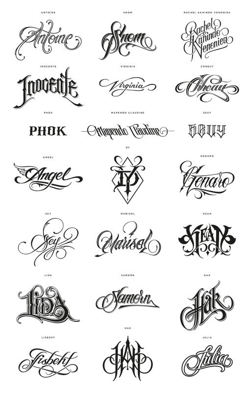 Typeverything Com World Food Programme 805 Typeverything In 2020 Tattoo Name Fonts Name Tattoo Designs Tattoo Lettering